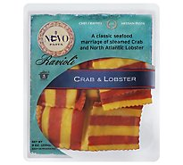 Nuovo Ravioli Crab And Lobster - 9 Oz