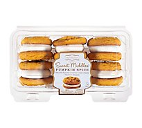 Cake Pumpkin Spice Sweet Middles 6 Count - 7.50 Oz