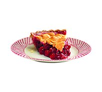 Bakery Pie 1/4 Pie Cherry - Each (620 Cal)