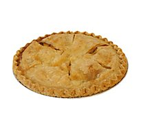 Bakery Pie Peach 9 Inch - Each