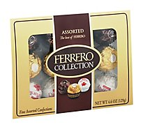 Ferrero Collection Confections Fine Assorted - 4.6 Oz