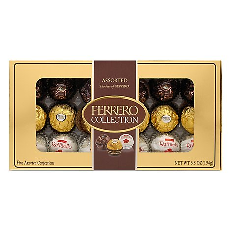 Ferrero Rocher Collection Gift Box - 6.8 Oz
