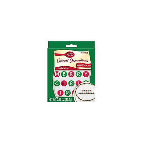 Betty Crocker Smooth Ccd Holiday - 1 Count