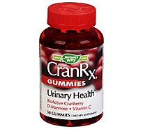 Natures Way Cranrx Gummies - 50 Count