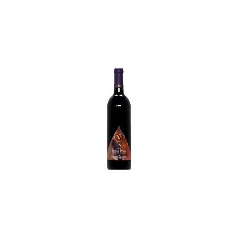 Atlas Peak Cabernet Sauvignon Wine - 750 Ml