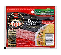 Hormel Cure 81 Ham Diced Boneless - 12 Oz