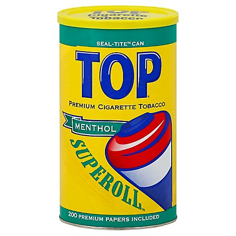 Top Superoll Menthol Can - 3.5 Oz