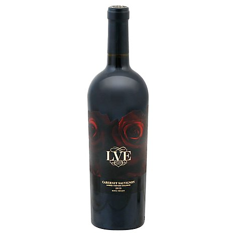 Lve Napa Valley Cabernet Sauvignon Wine - 750 Ml