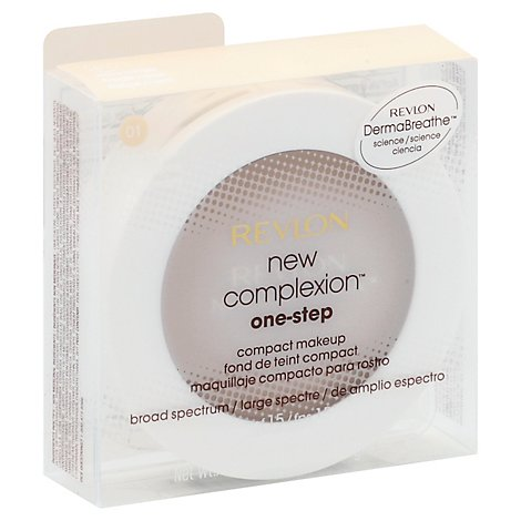 Revlon New Complexion One Step Make Up Ivory Beige - .35 Oz