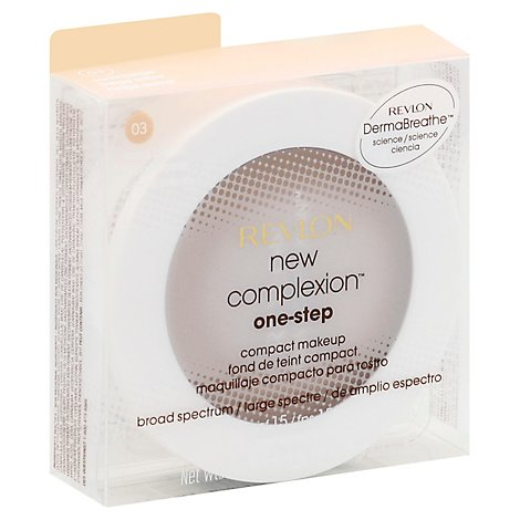 Revlon New Complexion One Step Make Up Sand Beige - .35 Oz