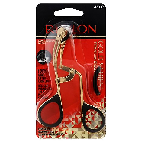 Revlon Gold Series Lash Curler - Each