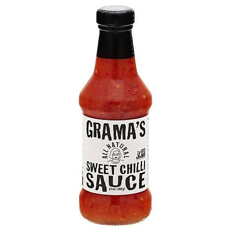 Gramas Chili Sauce Sweet 13 Oz Safeway