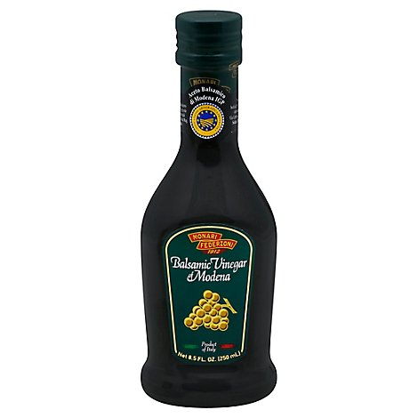 Monari Federzoni Vinegar Balsamic Vinegar of Modena - 8.5 Fl. Oz.