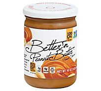 Bettern Peanut Butter Spread Original - 16 Oz