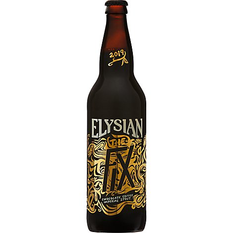 Elysian The Fix Elysian Noir Series Btl - 22 Fl. Oz.