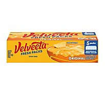 Velveeta Cheese Product Pasteurized Recipe Mini Blocks Original - 20 Oz