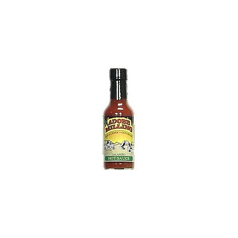 Adobe Milling Sauce Hot Jalapeno Bottle - 6 Oz