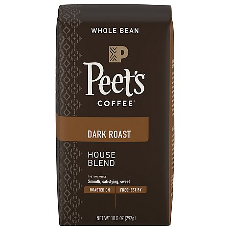 Hawaiian Gold Coffee Kona Gourmet Blend Whole Bean - 10 Oz