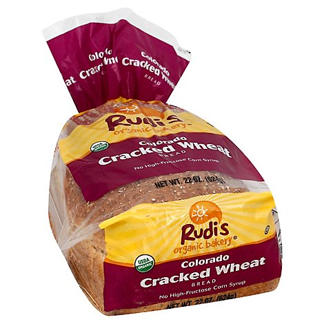 Colorado Cracked Wheat - 22 Oz