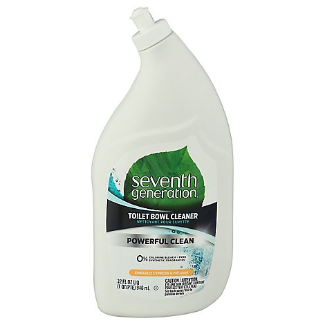 Seventh Generation Cleaner Toilet Bowl - 32 Oz
