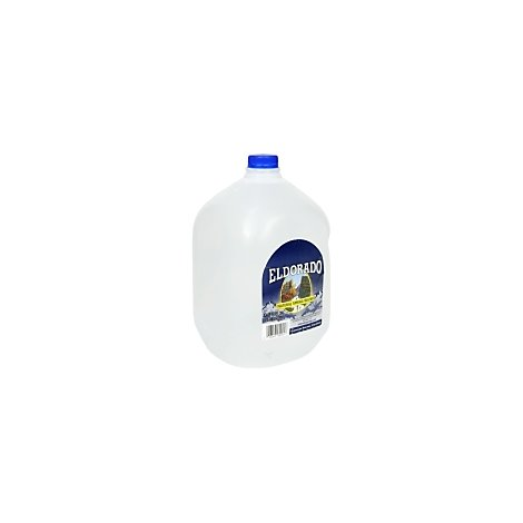 ELDORADO Spring Water Natural - 1 Gallon