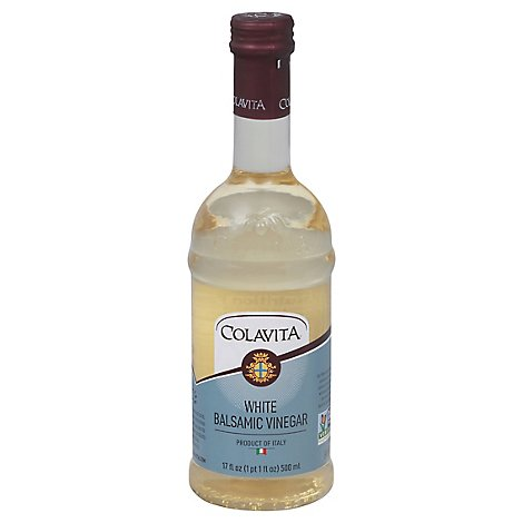 Colavita Vinegar White Balsamic - 17 Oz