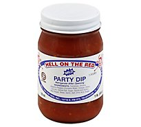 Hell On The Red Dip Party Mild Jar - 16 Oz