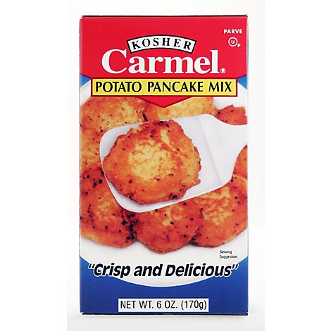 Carmel Potato Pancake Mix - 6 Oz
