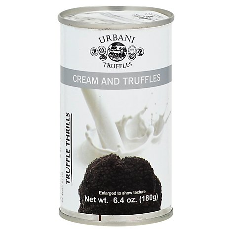 Urbani Truffle Thrills Cream and Truffles Can - 6.4 Oz