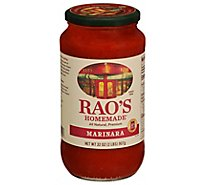 Raos Homemade Sauce Marinara Jar - 32 Oz