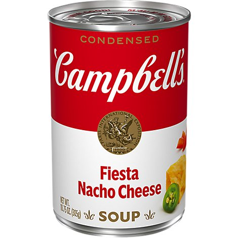 Campbells Soup Condensed Fiesta Nacho Cheese - 10.75 Oz