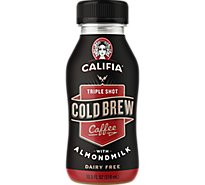 Califia Farms Coffee Cold Brew Triple Shot - 10.5 Fl. Oz.