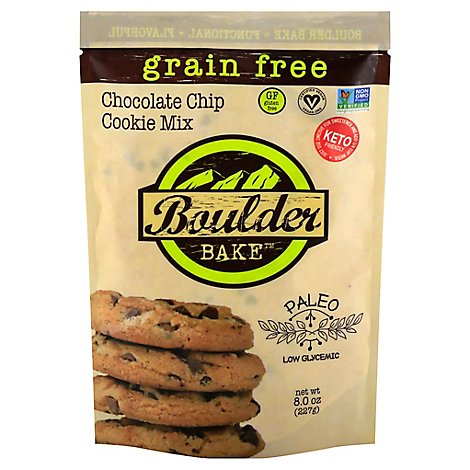 Paleo Chocolate Chip Cookie Mix - 8.65 Oz