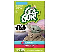 Yoplait Go-Gurt Yogurt Low Fat Nickelodeon Teenage Mutant Ninja Turtles Berry/Cherry - 16-2 Oz