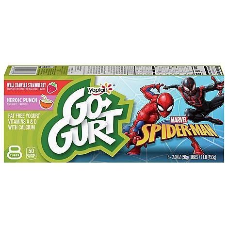 Yoplait Go-Gurt Yogurt Low Fa - Online