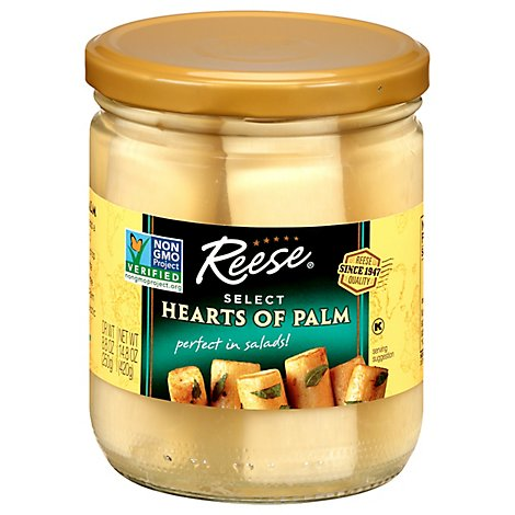 Reese Hearts Of Palm Palmitos - 14.5 Oz