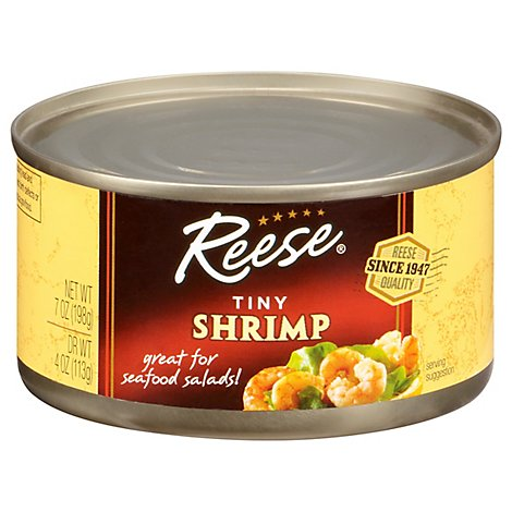 Reese Shrimp Tiny - 7 Oz