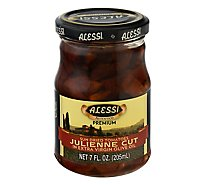 ALESSI Tomatoes Sun Dried in Extra Virgin Olive Oil Julienne Cut - 7 Fl. Oz.