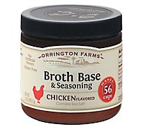 Orrington Farms Broth Bases & Seasoning Chicken Flavored 56 Cups - 12 Oz