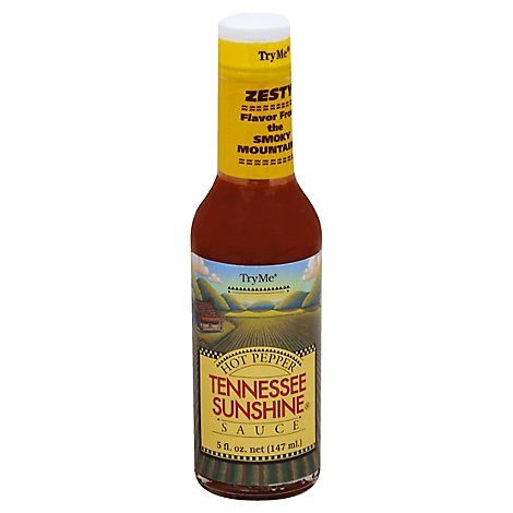 TryMe Sauce Tennessee Sunshine - 5 Fl. Oz.