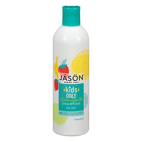Jason Shampoo All Natural Extra Gentle - 17.5 Fl. Oz.