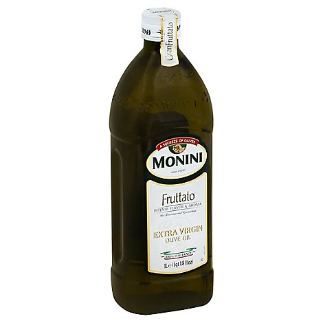 Monini Olive Oil Extra Virgin Fruttato - 33.8 Fl. Oz.