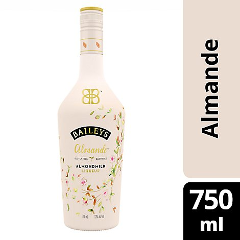 Baileys Liqueur Almondmilk Almande 26 Proof - 750 Ml