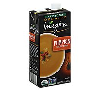 Imagine Organic Soup Creamy Pumpkin - 32 Fl. Oz.