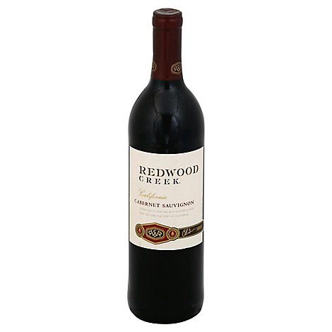 Redwood Creek Cabernet Sauvignon Red Wine - 750 Ml