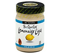 Ojai Cook Lemonaise Light - 12 Fl. Oz.