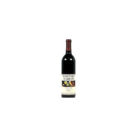 Bernard Griffin Merlot - 750 Ml