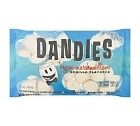 Dandies Marshmallows Vanilla - 10 Oz