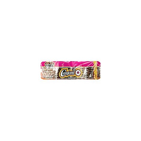 Paskesz Cookies  Confetti Large - 12 Oz