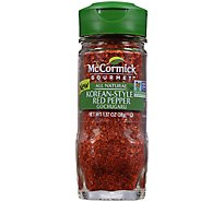 McCormick Gourmet All Natural Gochugaru Korean Style Red Pepper - 1.37 Oz